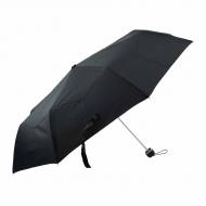 Paraguas caballero manual negro