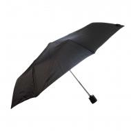 Paraguas caballero negro abre-cierrra