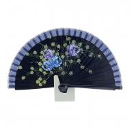 Abanico diseño mini marino y cuatro flores