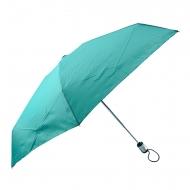 Paraguas liso abre-cierra Esprit verde