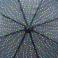 Paraguas largo automático lunares Benetton 105039