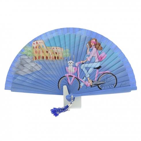 https://cache2.paulaalonso.es/10820-106044-thickbox/abanico-dama-y-perro-en-bicicleta-vintage-azul.jpg