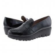 Zapatos piel charol negro C-33223 Wonders