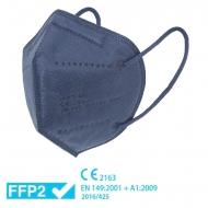 Mascarilla FFP2 marino - Homologada CE