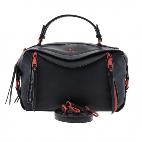 https://cache2.paulaalonso.es/11747-113932-thickbox/bolso-mano-lona-y-sintetico-negro-detalles-rojos.jpg