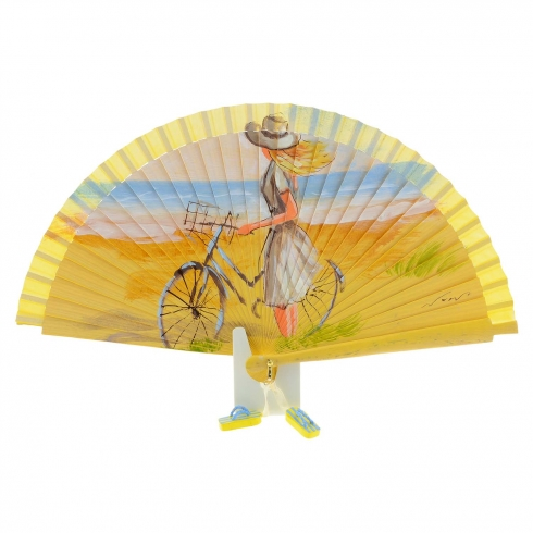 https://cache2.paulaalonso.es/11847-114671-thickbox/abanico-diseno-amarillo-dama-y-bicicleta.jpg