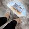 Zapatos piel estilo sleepers estampado flores 117545