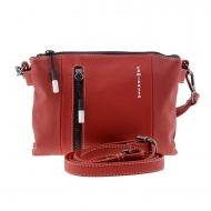 Bolso bandolera rojo S7100 Rolling Caminatta