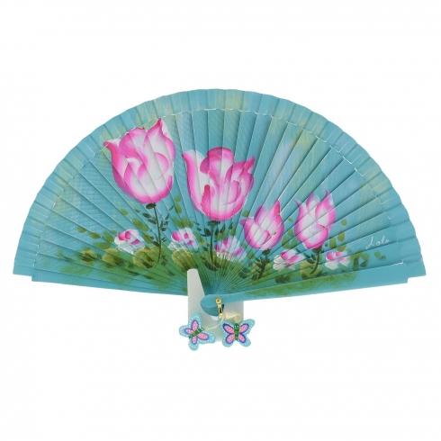 https://cache.paulaalonso.es/12131-116309-thickbox/abanico-azul-diseno-flores-rosas-pintadas.jpg