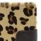 Billetero tarjetero grande piel leopardo marrón 117532