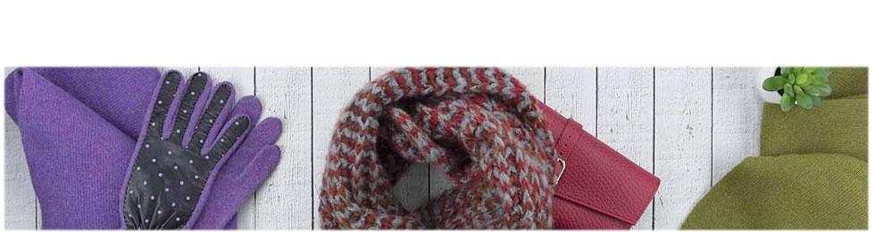 Estolas y bufandas